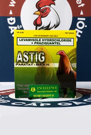 ASTIG - Thuốc xổ lãi