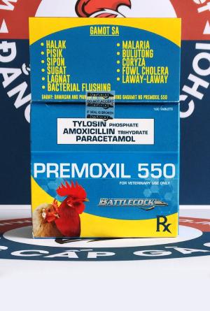 Premoxil 550